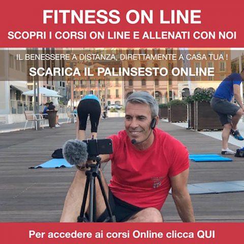 Fitness Corsi online Luca Frau Cagliari