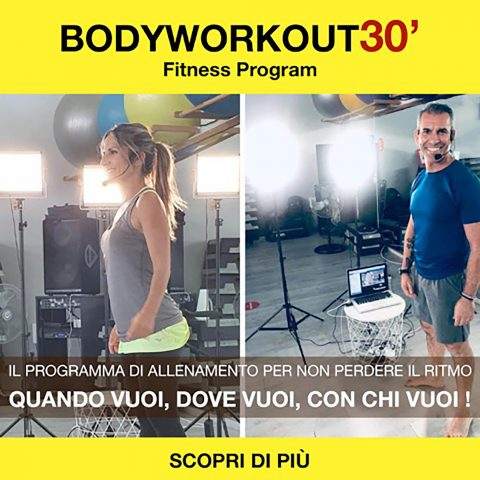 Fitness Body Workout Corsi online Luca Frau Cagliari