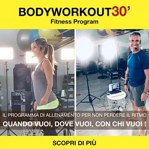 Fitness Body Workout Corsi online Luca Frau Cagliari