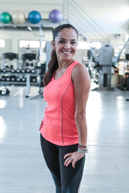 Daniela Matta - team Luca Frau Training, palestra a Cagliari e fitness online per allenarsi a casa