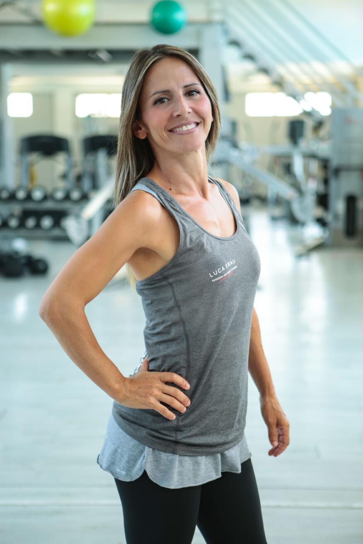 Daniela Ullasci - team Luca Frau Training, palestra a Cagliari e fitness online per allenarsi a casa