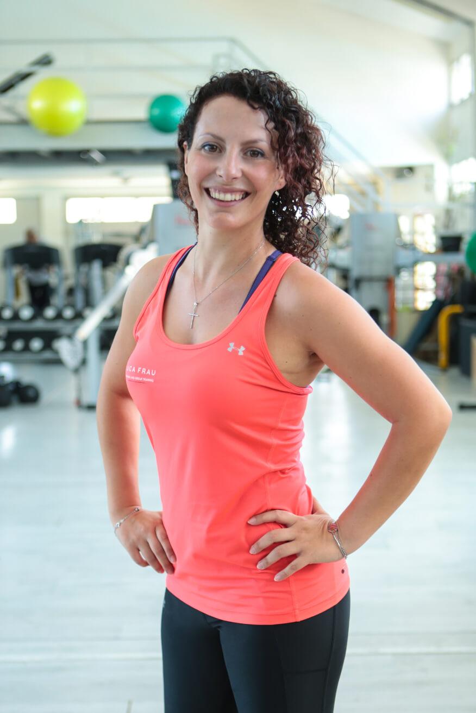 Elisabetta Pusceddu - team Luca Frau Training, palestra a Cagliari e fitness online per allenarsi a casa