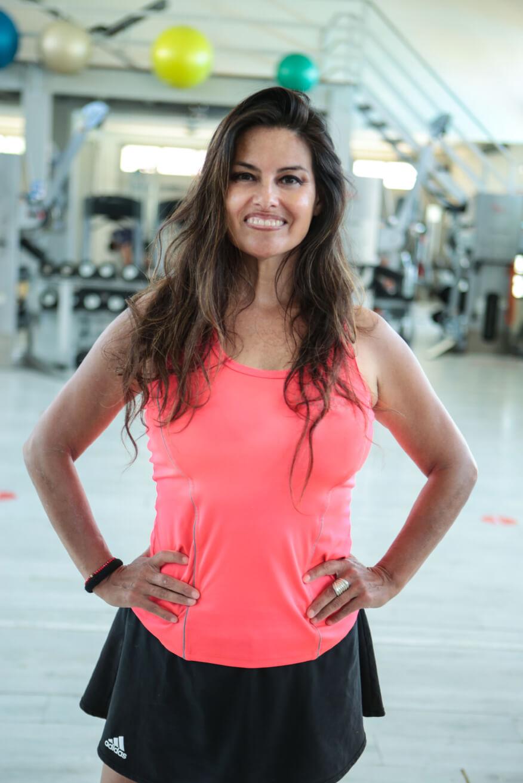 Evelyn Medina - team Luca Frau Training, palestra a Cagliari e fitness online per allenarsi a casa