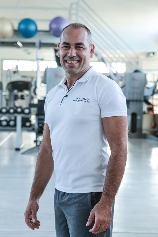 Giuseppe Pugliese - team Luca Frau Training, palestra a Cagliari e fitness online per allenarsi a casa