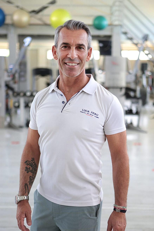 Luca Frau - team Luca Frau Training, palestra a Cagliari e fitness online per allenarsi a casa