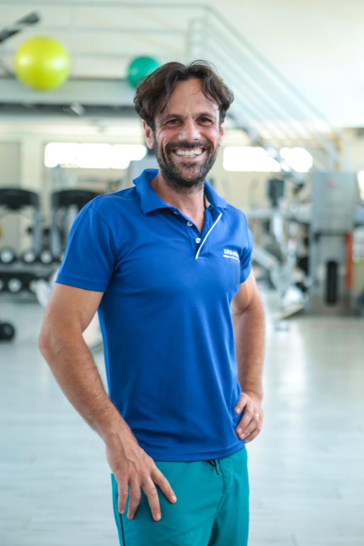 Luigi Sebis - team Luca Frau Training, palestra a Cagliari e fitness online per allenarsi a casa