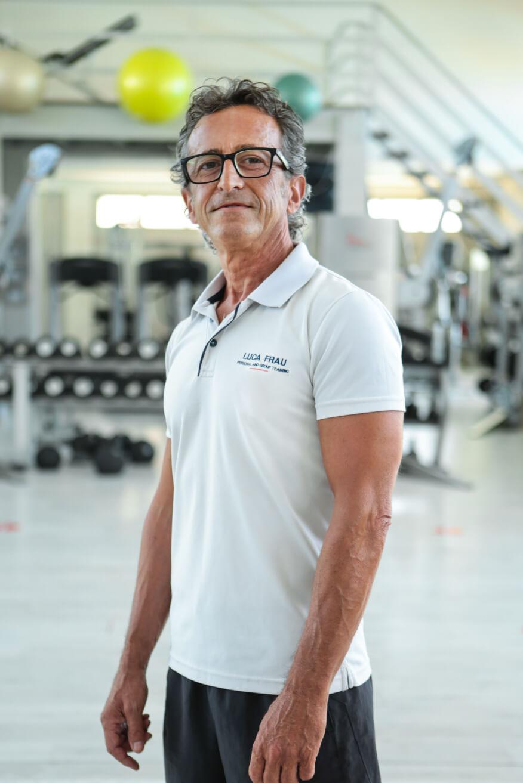 Paolo Rizza - team Luca Frau Training, palestra a Cagliari e fitness online per allenarsi a casa