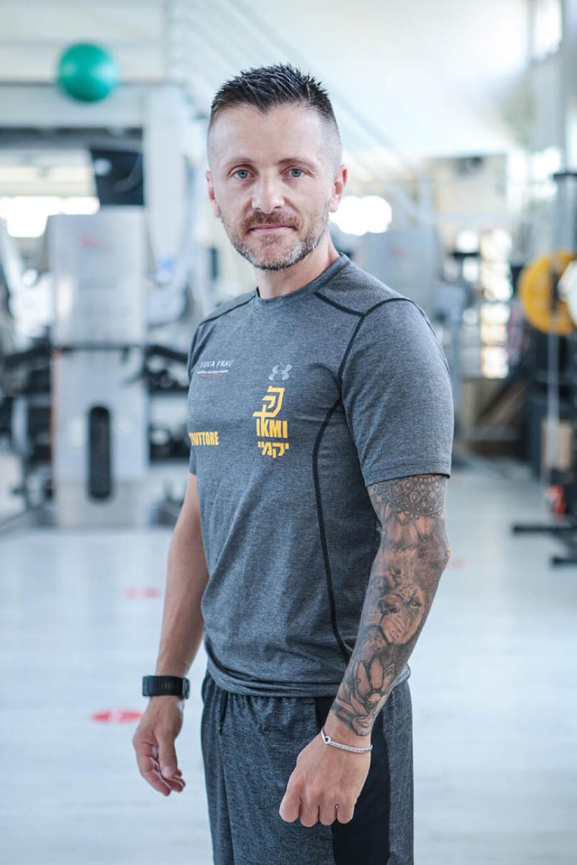 Silvio Pitzalis - team Luca Frau Training, palestra a Cagliari e fitness online per allenarsi a casa