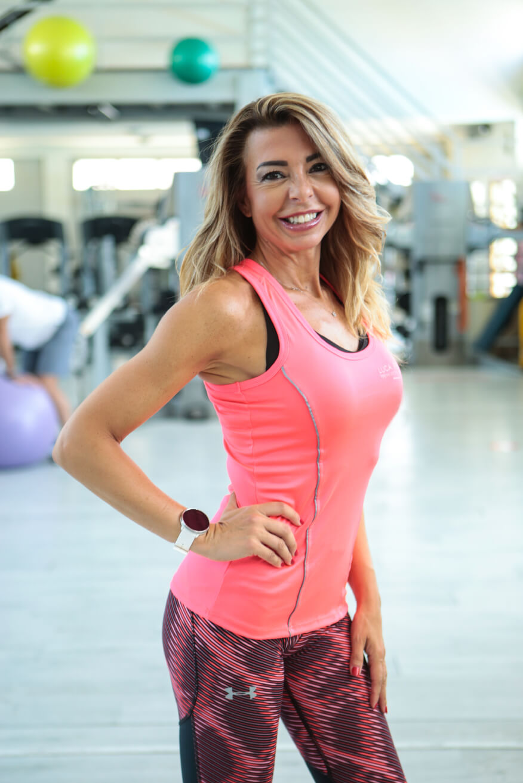 Stefania Di Santo - team Luca Frau Training, palestra a Cagliari e fitness online per allenarsi a casa
